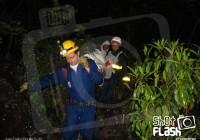 Rescate Minero Pie Atrapado por roca 02 (7-XII-2011)_Juan Carlos Bonilla G.